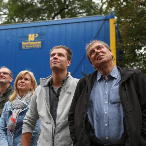 Richtfest Vierbergen Benda Sanitärtechnik GmbH